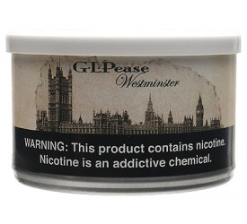 Fumo para Cachimbo G. L. Pease Westminster - Lata (50g)