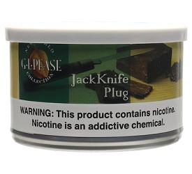 Fumo para Cachimbo G. L. Pease Jack Knife Plug - Lata (50g)