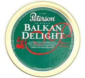 Fumo para Cachimbo Peterson Balkan Delight - Lata (50g)