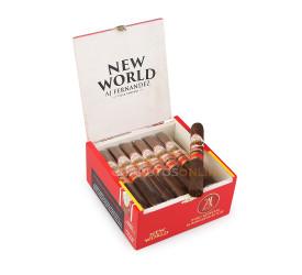 Charuto AJF New World Puro Especial Robusto - Caixa com 20