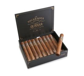 Charuto Gurkha Nicaragua Series Toro - Caixa com 20
