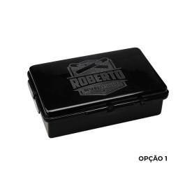 Umidor de Viagem Cigar Box Personalizado