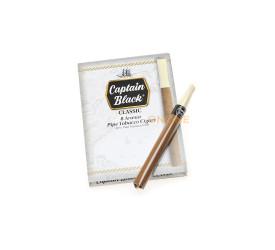 Cigarrilha Captain Black Classic com Piteira - Caixa com 8