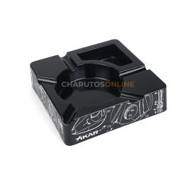 Cinzeiro para 5 Charuto Xikar Essence - Preto