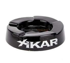 Cinzeiro para 5 Charutos Xikar Steps - Preto