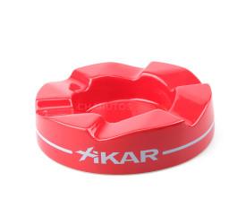 Cinzeiro para 5 Charutos Xikar Steps - Vermelho
