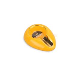 Cinzeiro de Ceramica Pequeno para 1 Charuto Cohiba - Amarelo