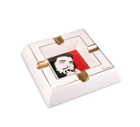 Cinzeiro de Porcelana para 4 Charutos - Che Guevara