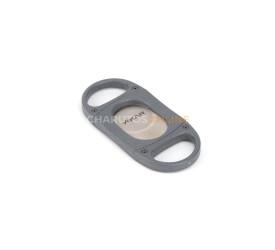 Cortador de Charutos Xikar X8 de Plástico - Prata