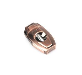 Cortador de Charutos Xikar VX2 de Metal (Corte em V) - Bronze