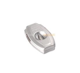 Cortador de Charutos Xikar VX2 (Corte em V) - Prata
