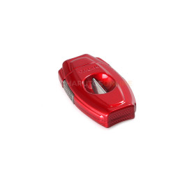 Cortador de Charutos Xikar VX2 (Corte em V) - Vermelho