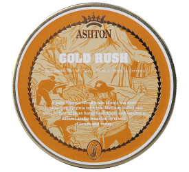 Fumo para Cachimbo Ashton Gold Rush Lata (50g)