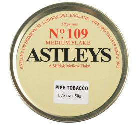 Fumo para Cachimbo Astleys Medium Flake Nº 109 - Lata (50g)