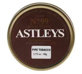 Fumo para Cachimbo Astleys Royal Tudor Nº 99 - Lata (50g)