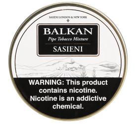 Fumo para Cachimbo Balkan Sasieni - Lata (50g)