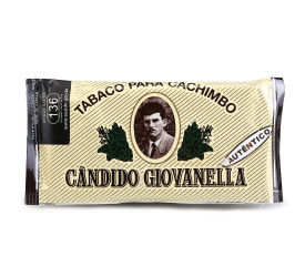 Fumo para Cachimbo Candido Giovanella Pessego - Pacote (50g)