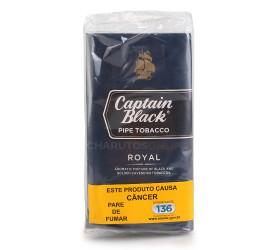 Fumo para Cachimbo Captain Black Royal - Pacote (50g)