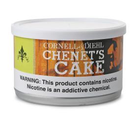 Fumo para Cachimbo Cornell & Diehl Chenet´s Cake - Lata (50g)