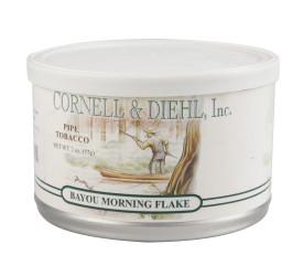 Fumo para Cachimbo Cornell & Diehl Bayou Morning Flake - Lata (50g)