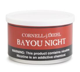 Fumo para Cachimbo Cornell & Diehl Bayou Night - 57g (Lata Amassada)