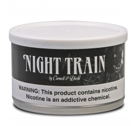 Fumo para Cachimbo Cornell & Diehl Night Train - Lata (57g)