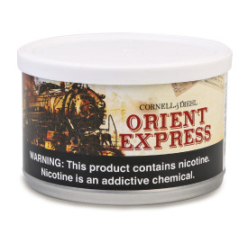 Fumo para Cachimbo Cornell & Diehl Orient Express - Lata (50g)
