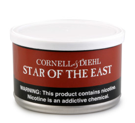Fumo para Cachimbo Cornell & Diehl Star of the East - Lata (50g)