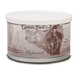 Fumo para Cachimbo Hermit Captain Earles Nightwatch - Lata (50g)