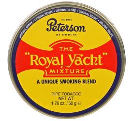 Fumo para Cachimbo Peterson Royal Yacht Mixture - Lata (50g)