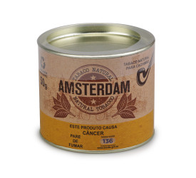 Fumo para Cachimbo Amsterdam - Lata (50g)