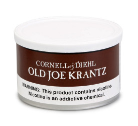 Fumo para Cachimbo Cornell & Diehl Old Joe Krantz - Lata (50g)