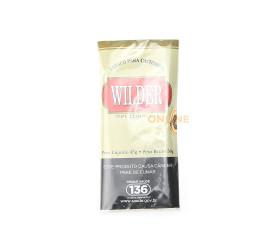 Fumo para Cachimbo Wilder Bege Tradicional - Pacote (45g)