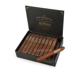 Charuto Gurkha Nicaragua Series Belicoso - Caixa com 20