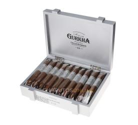 Charuto Gurkha Cellar Reserve Platinum 12 Anos Hedonism Grand Rothchild - Caixa com 20