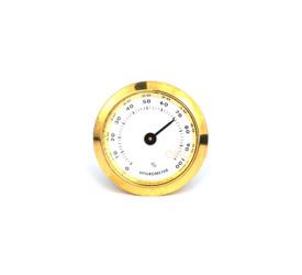 Higrômetro Analógico Metal 37mm