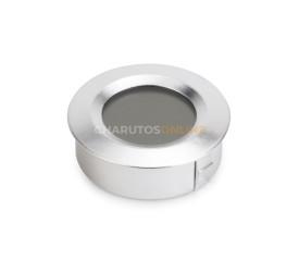 Higrômetro Digital Besser Round - Prata