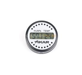 Higrômetro Digital Xikar Redondo