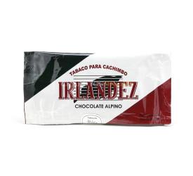 Fumo para Cachimbo Irlandez Chocolate Alpino - Pacote (50g)