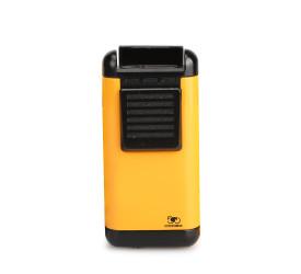 Isqueiro Maçarico Cohiba COB29 - Amarelo (3 Chamas)