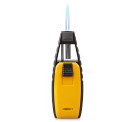 Isqueiro Maçarico Jobon 67072z (1 Chama) - Amarelo