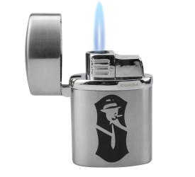 Isqueiro Maçarico de Mesa Cohiba - Smoke