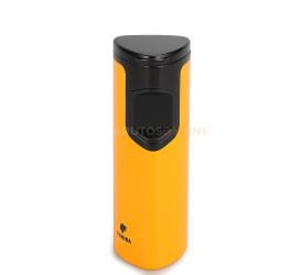 Isqueiro Maçarico Sensor Cohiba - Amarelo