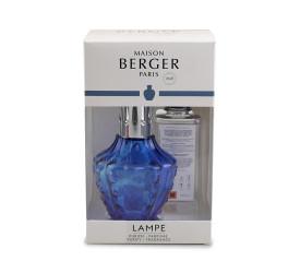 Kit Lampe Berger Clochette Bleue com Fragrância Champs De Lavande
