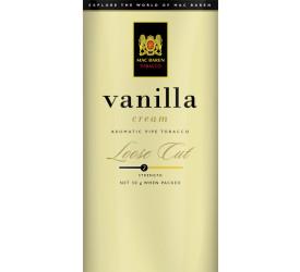 Fumo para Cachimbo Mac Baren Vanilla Cream - Pacote (50g)
