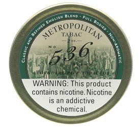 Fumo para Cachimbo Nat Sherman #536 - Lata (50g)