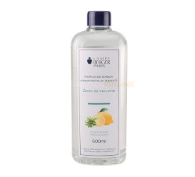 Perfume para Lampe Berger (500ml) - Zeste de Verveine (Verbena)