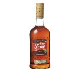 Rum Santiago de Cuba Anejo 700ml