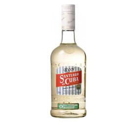 Rum Santiago de Cuba Carta Blanca 700ml