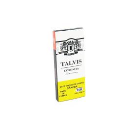 Cigarrilha Talvis Coronita com Piteira - Caixa com 5